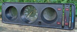 DASHBOARD speedometer ORIGINAL VW VOLKSWAGEN Van 211 957 023 MLL Germany VDO