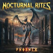 NOCTURNAL RITES - Phoenix ltd. DIGI CD + Patch NEU!