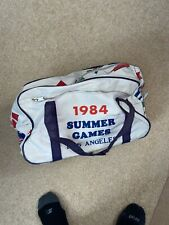 Vintage 1984 Summer Olympic Games Carrying Bag Los Angeles CA