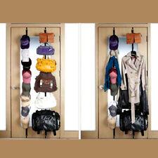 Cap Rack 8 Baseball Caps Hat Holder Rack Organizer Storage Door Closet Hanger
