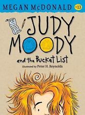 Judy Moody and the Bucket List (Paperback or Softback)