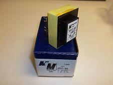 MAGNETEK VPP12-800  12.6V (12V @ .8A)  6.3V (6V @ 1.6A)  PC MOUNT TRANSFORMER FS