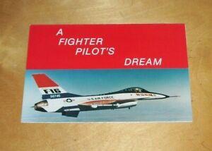 PRATT & WHITNEY THE F100-PW-100 ENGINE POWERING F-16 FIGHTING FALCON BROCHURE