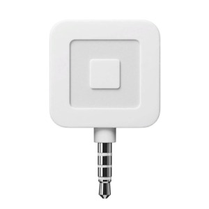 Square Mobile Credit Card Reader White for (Canada Only) 855658003275
