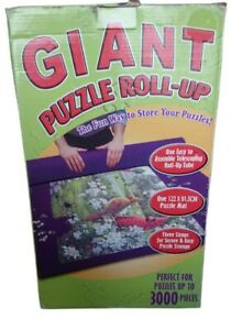 Giant Puzzle Roll-Up For Jigsaws Up to 3000 Pieces - Puzzle Mat 122cm x 91.5cm
