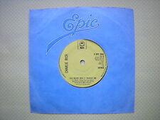 CHARLIE RICH - We Love chacun / VOUS JAMAIS VRAIMENT Wanted Me,' Epic ' - épopée
