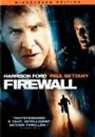 Firewall - DVD - VERY GOOD