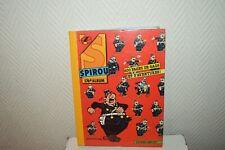 ALBUM DU JOURNAL DE SPIROU N° 176 RECUEIL BD DUPUIS  VINTAGE 1985 PIERRE TOMBAL