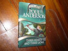 Three Hearts and Three Lions Poul Anderson SFBC 50th
