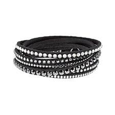 Swarovski Deluxe Black Bracelet 5021032