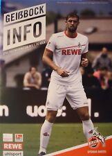 Program 2. Bl 2018/19 1. Fc Köln - Union Berlin