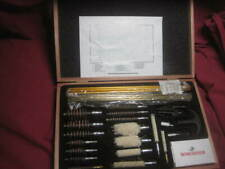Dac Technologies Winchester Deluxe Universal Gun Cleaning Kit New In Wood Box!