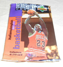 95-96 Upper Deck Collector's Choice Series 1 Basketball english/italian pack