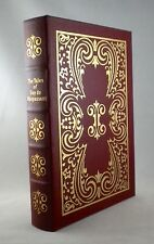 THE TALES OF GUY DE MAUPASSANT Easton Press Collector's Edition 1977 Leather