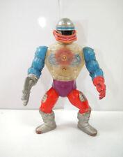 MASTERS OF THE UNIVERSE He-Man : Roboto Actionfigur 1984 MATTEL (L)
