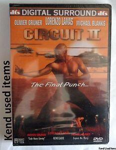 nieuw sealed CIRCUIT II dvd NED. ONDERTITELS REGIO 2 DVD5 NEW