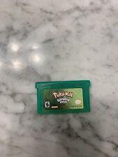Pokemon Leaf Green Version (Nintendo Game Boy Advance)GBA TESTED WORKING