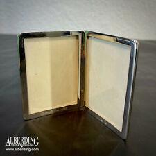 "Christofle ""Croco d ´Agent"" Taschenfotoalbum 925/000 Sterlingsilber"