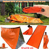 Emergency Sleeping Bag Camping Thermal Waterproof Cold Weather Survival Hiking