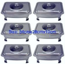 Food Warmer Stainless Set (6pcs)