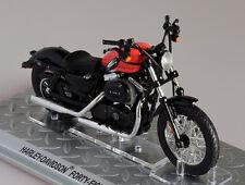 Harley Davidson Forty-Eight 2010 - 1:24 Scale Altaya