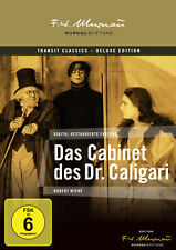 Das Cabinet des Dr. Caligari - DeLuxe Edition - DVD