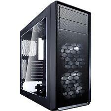 Fractal Design Focus G Black, Tower-Gehäuse, schwarz