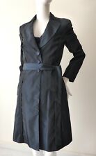TABLE EIGHT - NEW - Women's Coat Blue Trench Size 8  US 4
