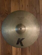 """Zildjian 20"""" K Series Pre-Aged Dry Light Ride Cymbal"""