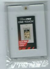 5 Ultra Pro Mini Tobacco Size One Touch Magnetic Card Holder - 35pt - UV