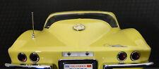 1 1967 Vette Corvette Chevy Sport Car 43 Vintage 18 Race 24 Carousel Yellow 12