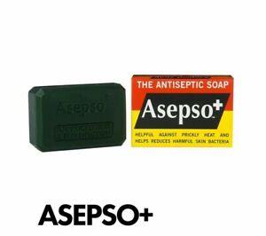 Asepso + Antiseptic & Asepso Soap Travel Size  MULTI BUY UK