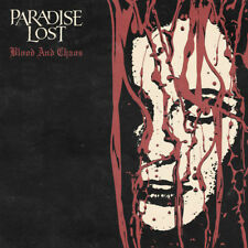 "Paradise Lost ‎- Blood And Chaos 7"" lp - Black Vinyl LIMITED EDITION 700"