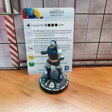Heroclix Darkseid 044 Rare with Card SLoSH