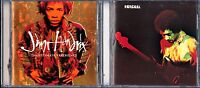 The Ultimate Experience by Jimi Hendrix & Band Of Gypsys by Jimi Hendrix; 2 CDs