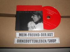 CD Ethno Kari Bremnes -You'd Have To Be Here (1 Song) Promo KIRKELIG KULTURVERK