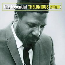 Thelonious Monk, The Essential Thelonious Monk, Very Good Original recording rem