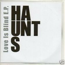 (337V) The Haunts, Love is Blind EP - DJ CD