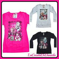 MONSTER HIGH Camiseta PARTY manga larga niña /Girl PARTY Shirt long sleeve