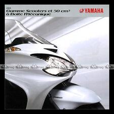 Catalogue YAMAHA ★ SCOOTERS & 50 cc 2009 ★ 500 TMAX 400 MAJESTY #BM106