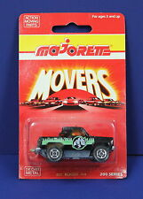 Majorette 291 A Chevrolet Blazer 4x4 Pickup MOC 1990s Black 1:62  France