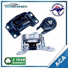 Left + Right + Rear Engine Mount Set for Ford Focus LS LT LV LW 2.0L 2005~2011