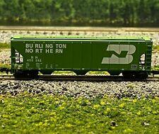 N Scale - Burlington Northern 3 Bay Covered Hopper BN 450582 N2303