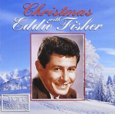 EDDIE FISHER - CHRISTMAS WITH EDDIE FISHER  CD NEW+