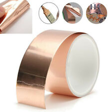 Adhesive EMI Shielding Single Side Conductive Repair Tape Copper Foil Tape