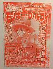 One Piece OnePy Berry Match IC Promo IC-PJ01