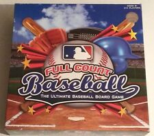 MLB Full Count Baseball Fremont Die Strategy Board Game 2-4 Players