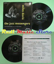 LP 45 7'' MILES DAVIS AND THE JAZZ MESSENGERS All of you It's you no cd mc dvd
