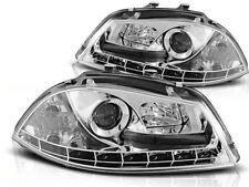 LED HEADLIGHTS LPSE07 SEAT IBIZA MK IV 6L 2002 2003 2004 2005 2006 2007 2008