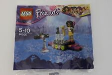 Lego 30205 Friends NEU OVP Pop Star Red Carpet Polybag Andrea Figur Figure